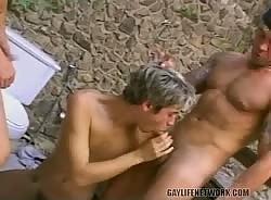 Plowing Bottom Boy Rick