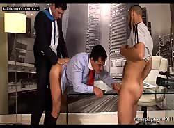 Jay Roberts, Eliad Anastos and Alec Fuck