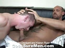 Jake Deckard and Kieron Ryan Fuck