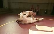 Clayton Pile-Driver Kent vs Rob The Blitz Yaeger