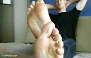 FootWoody Josh Preston - Straight Dancer Feet