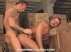 Bo Dean and Angelo Marconi Fuck