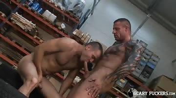 Steve Hunt and Jack Dragon