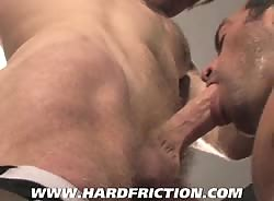 Colby Keller and Ben Stone