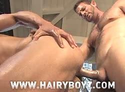 Rusty Stevens and Marcus Mojo